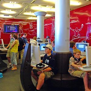 Интернет-кафе Белоярска