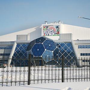Спортивные комплексы Белоярска