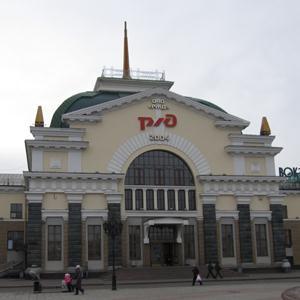 Железнодорожные вокзалы Белоярска